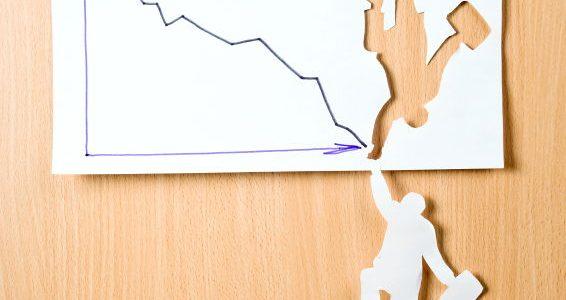American workers keep falling behind
