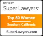 Super Lawyers 2022 Top 50 Women Southern California